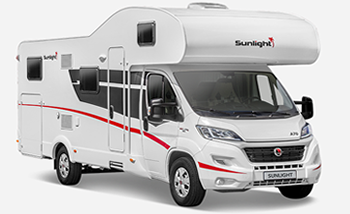 Sunlight A70 6 Berth for Hire